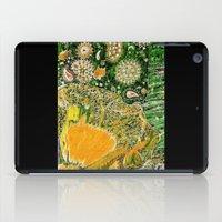 Jardin 2 iPad Case