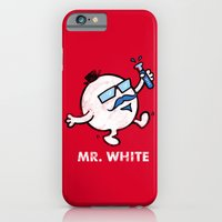 iPhone & iPod Case featuring Mr. White by Boots