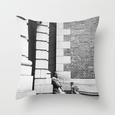 Hong Kong #33 Throw Pillow