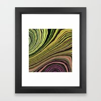 Mineralicious~Colors Of … Framed Art Print