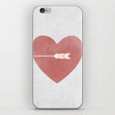 half of you iPhone & iPod Skin
