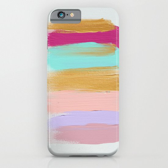 Colors 63 iPhone & iPod Case