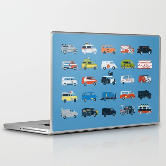 It Would Have Been Cooler as a Van Laptop & iPad Skin