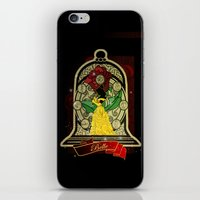 Beauty And The Beast (Be… iPhone & iPod Skin