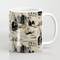 Murder On The Orient Exp… Mug