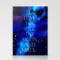 I Love You.. Stationery Cards