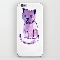 Are You Kitten Me?! iPhone & iPod Skin