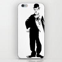 Chaplin iPhone & iPod Skin