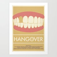 The Hangover Movie Poster  Art Print