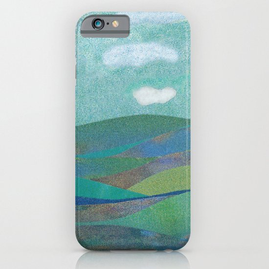 COLLAGE LOVE: Seascape iPhone & iPod Case