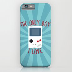 The only BOY i love! iPhone 6 Slim Case