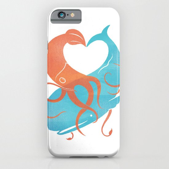 Hug It Out iPhone & iPod Case