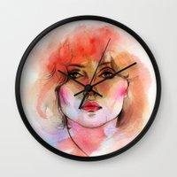 Heart of Glass Wall Clock