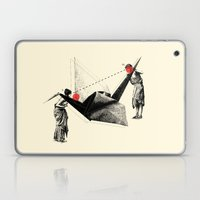 In Search Of Beauty (Cir… Laptop & iPad Skin