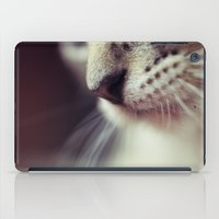 Whiskers iPad Case