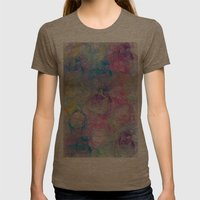 Summer Craziness 2 Womens Fitted Tee Tri-Coffee SMALL