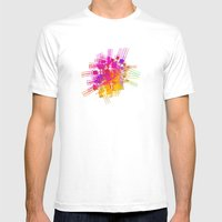 ..of My Mind Mens Fitted Tee White SMALL