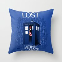 Hard to Find Throw Pillow