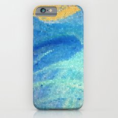 Beach Mosaic Slim Case iPhone 6s
