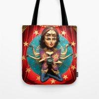 Madam Octavia  Tote Bag