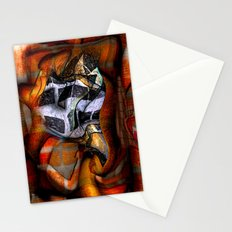 Broken Cyphers Stationery Cards
