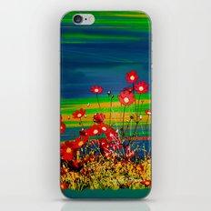 Débordement printanier  iPhone & iPod Skin