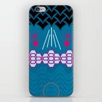 HARMONY pattern Alt 1 iPhone & iPod Skin