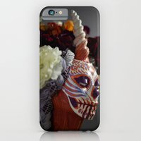 Tiger Blossom Muertita Detail iPhone 6 Slim Case