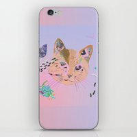 Time Out Of Mind iPhone & iPod Skin