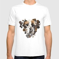 Boxer dog Mens Fitted Tee White SMALL