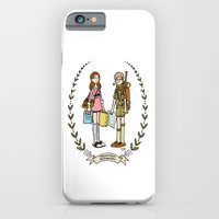 moonrise kingdom iPhone & iPod Cases featuring Moonrise Kingdom  by Dueling Doodlers