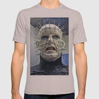 pinhead Mens Fitted Tee Cinder SMALL