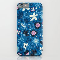 Blue Meadow iPhone 6 Slim Case