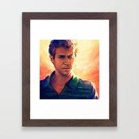 Rory Williams Framed Art Print