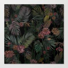 Tropical Iridescence Canvas Print