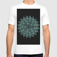 Emerald Mens Fitted Tee White SMALL