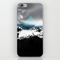 Mountains IV iPhone & iPod Skin