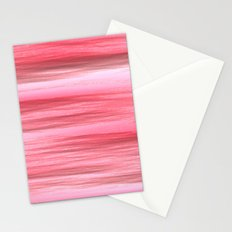 Wet and Pink Stationery Cards