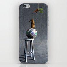 Equilibrium II iPhone & iPod Skin