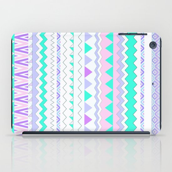 TWIN SHADOW by Vasare Nar and Kris Tate iPad Case