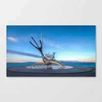 Sun Voyager Canvas Print
