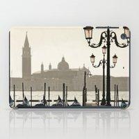 Sunny Morning at San Marco iPad Case