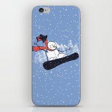 Snow Ahead! iPhone & iPod Skin