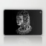Secrets Of Your Skull Laptop & iPad Skin