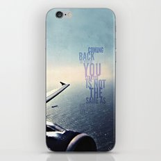 coming back - android case iPhone & iPod Skin