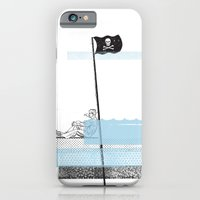 iPhone & iPod Case featuring Treasure Island by Lil Tuffy