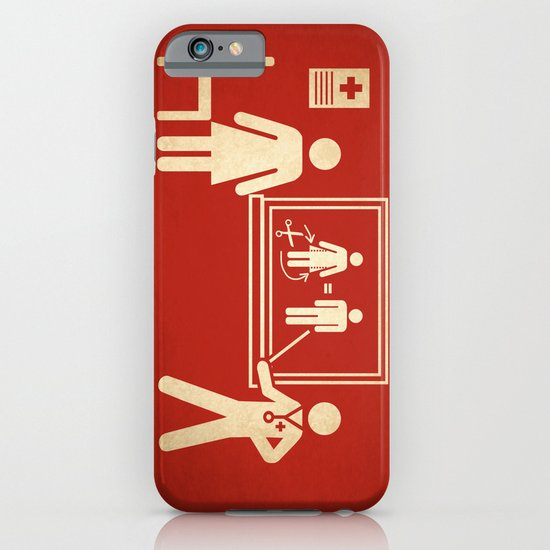 Sex change iPhone & iPod Case