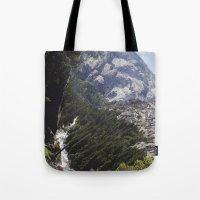 yosemite nature Tote Bag