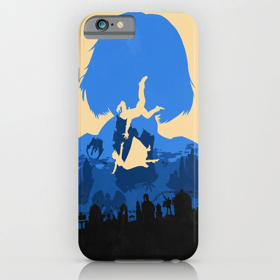 Bioshock Infinite Elizabeth iPhone & iPod Case