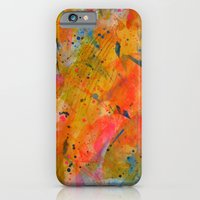 iPhone & iPod Case featuring Racquetball by j.Webster